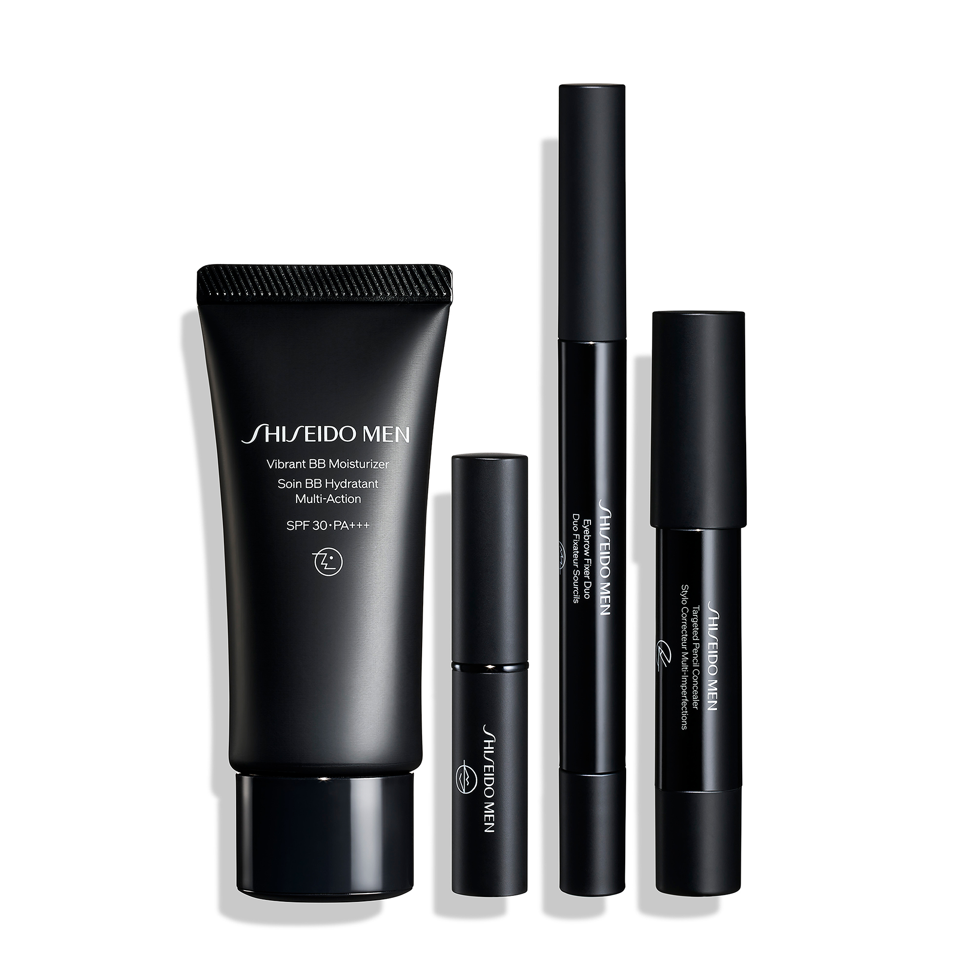 shiseido drops new makeup products for men snap taste